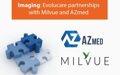Imaging: Evolucare announces new partnerships with Milvue and AZmed